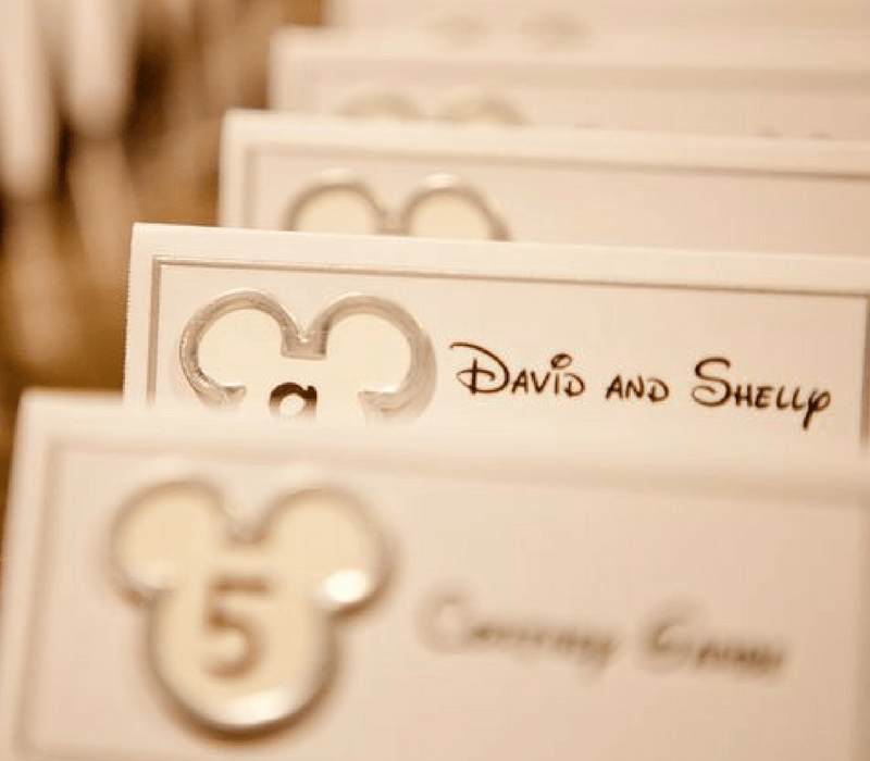 Disney Wedding Inspiration