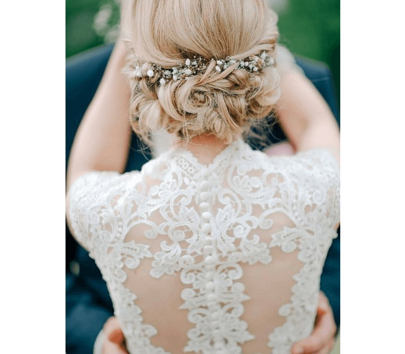 Wonderful Wedding Hair