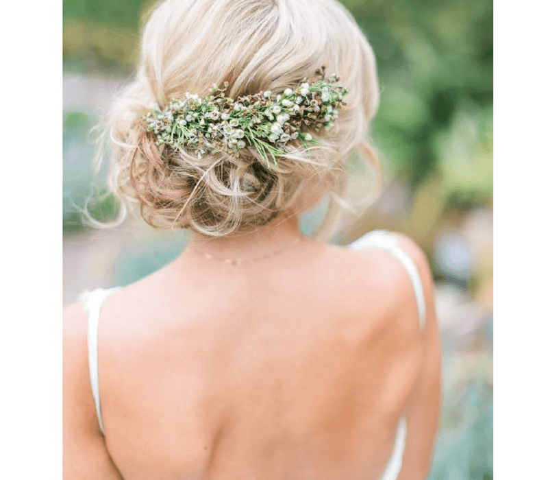 Wonderful Wedding Hair