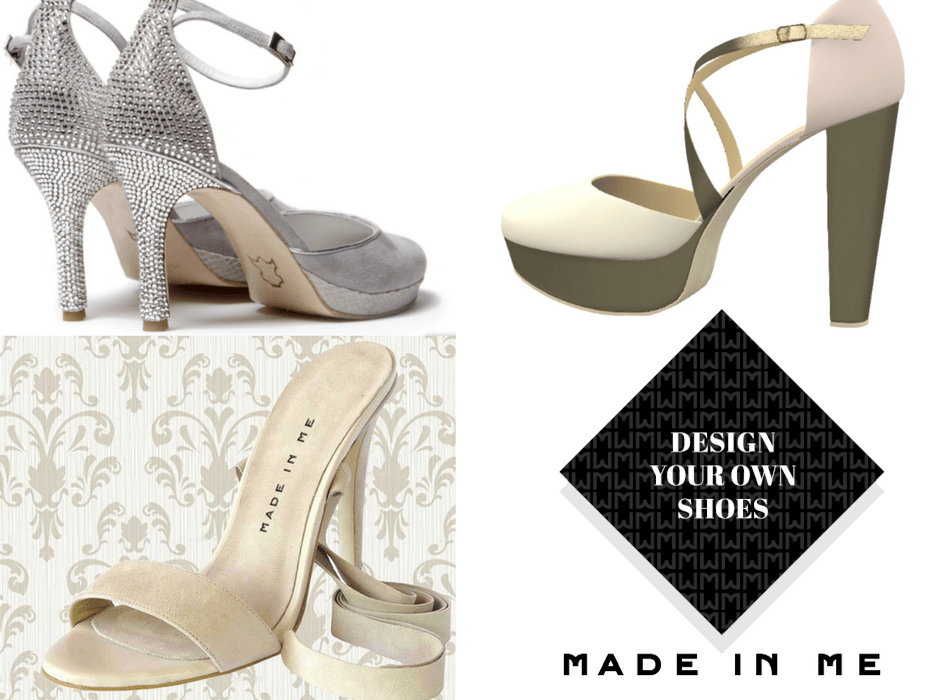 Made In Me Bridal Shoes