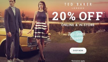 ted baker graphic