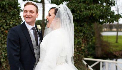 clarke wedding