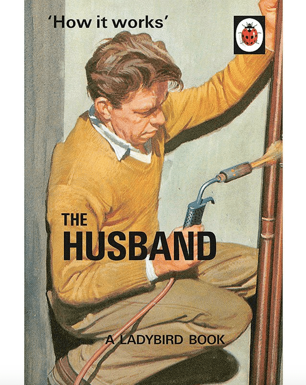 HUSBAND FUNNY BOOK