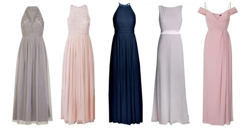 TFNC bridesmaid dresses