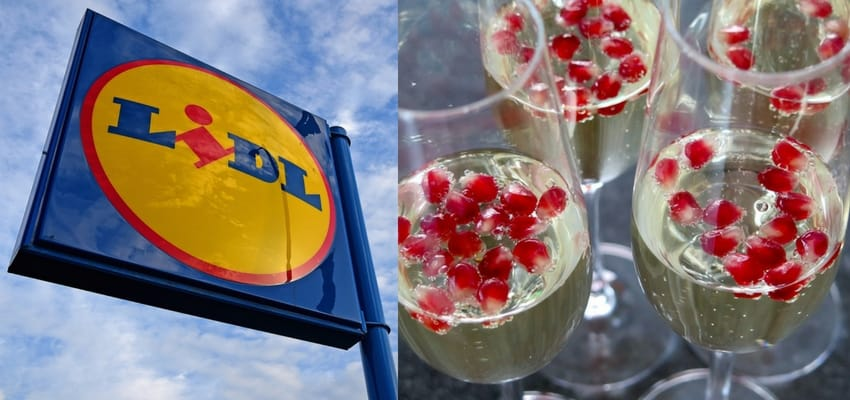 lidl launches hangover free prosecco
