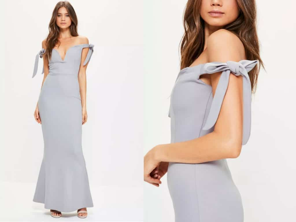 10 gorgeous winter bridesmaid dresses under 80 your wedding hub the cheapest option of the bridesmaid dresses just 30 for this little beauty i love the bow shoulders and the colour is ideal for winter ombrellifo Images