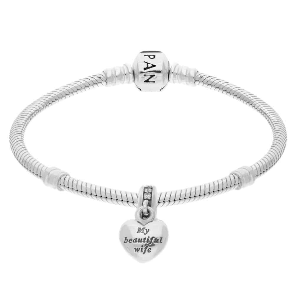pandora wife bracelet