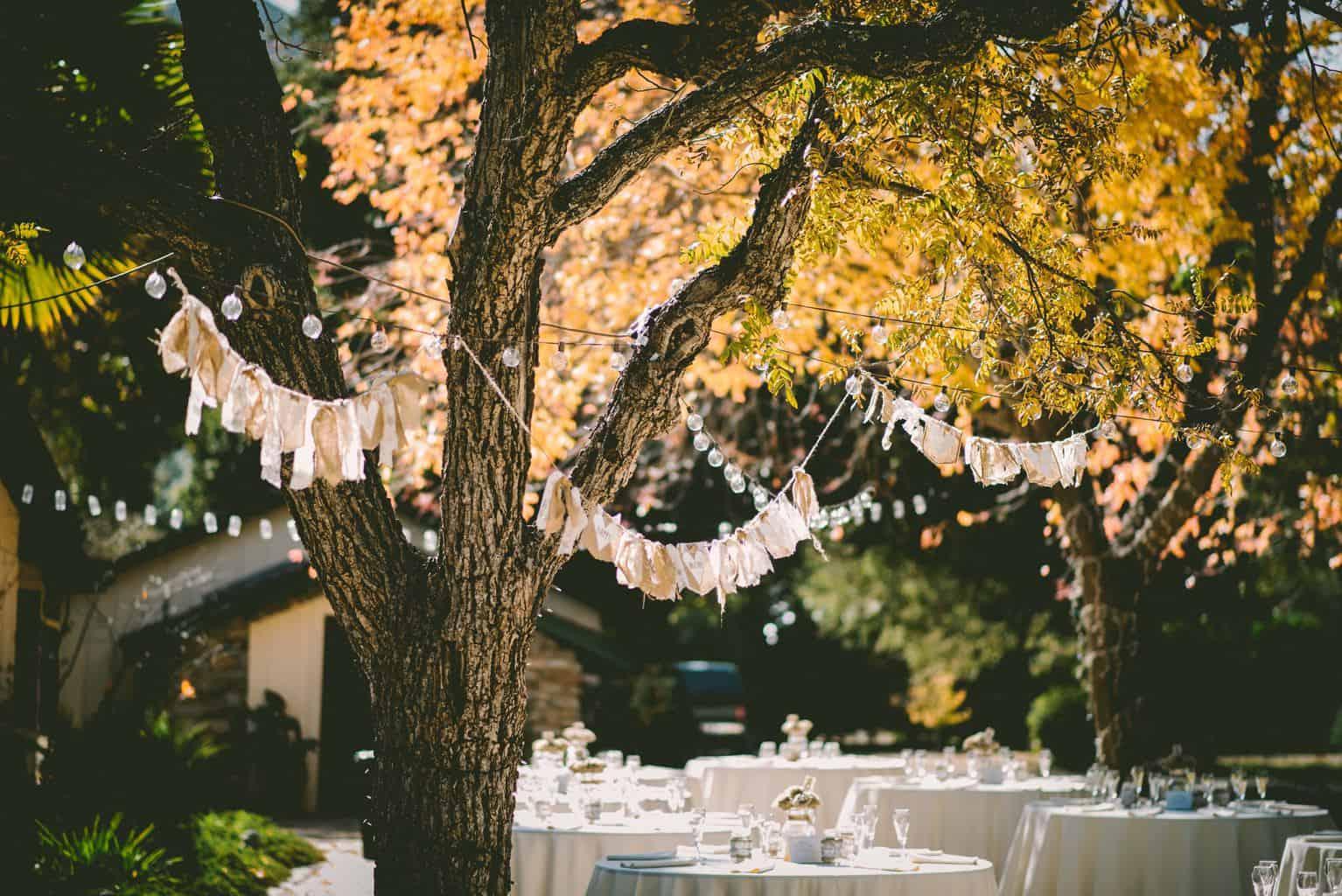 smaller wedding ceremony