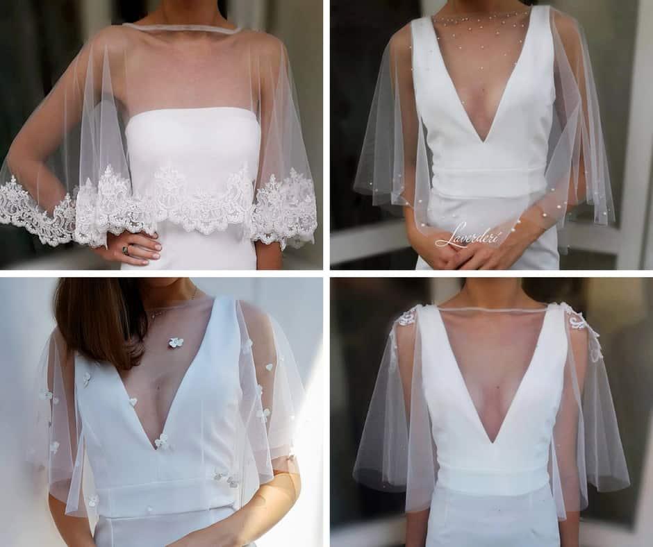 wedding capes