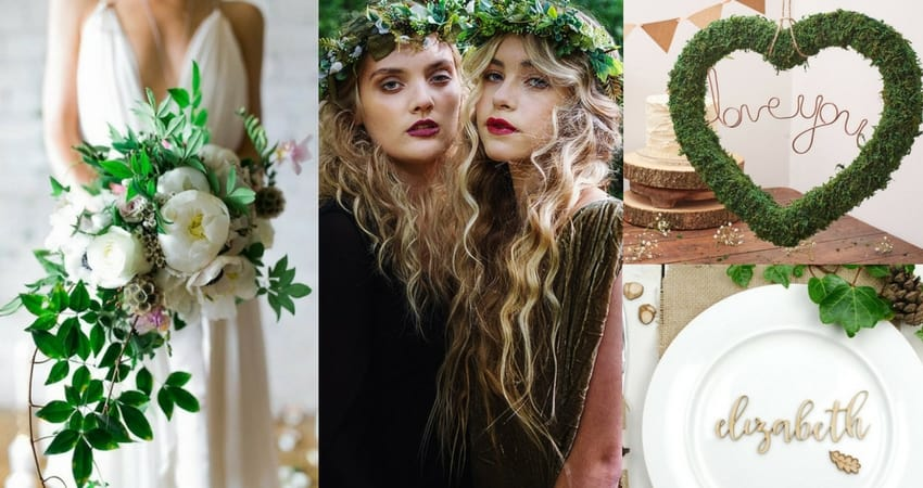 wedding trends for 2018