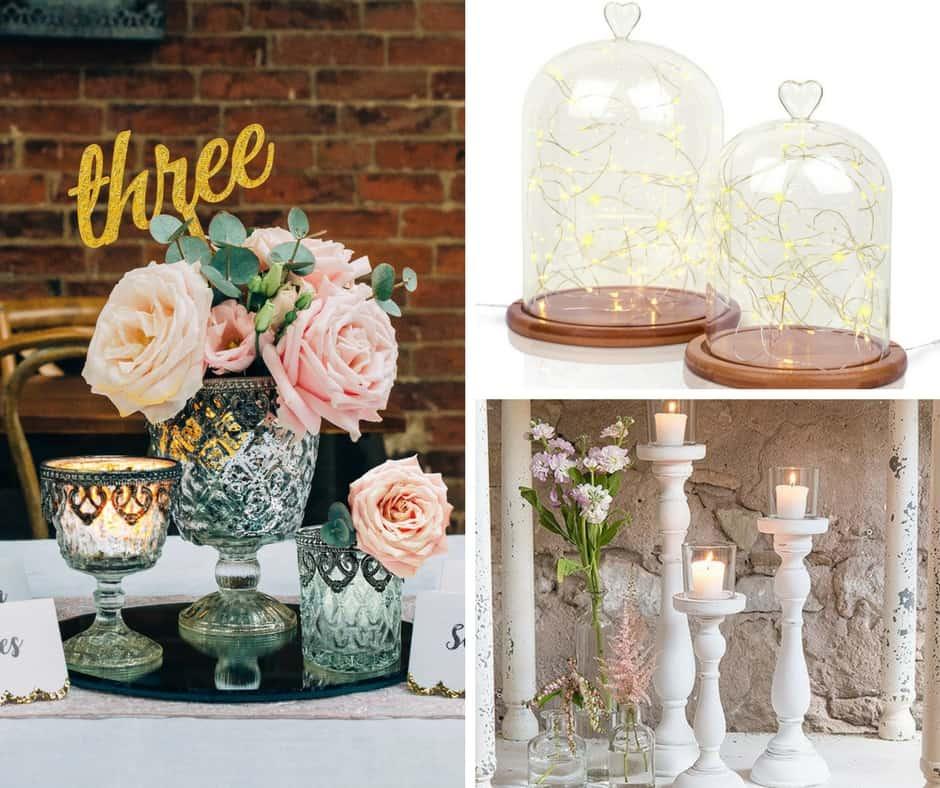 centrepieces etsy wedding decor blog