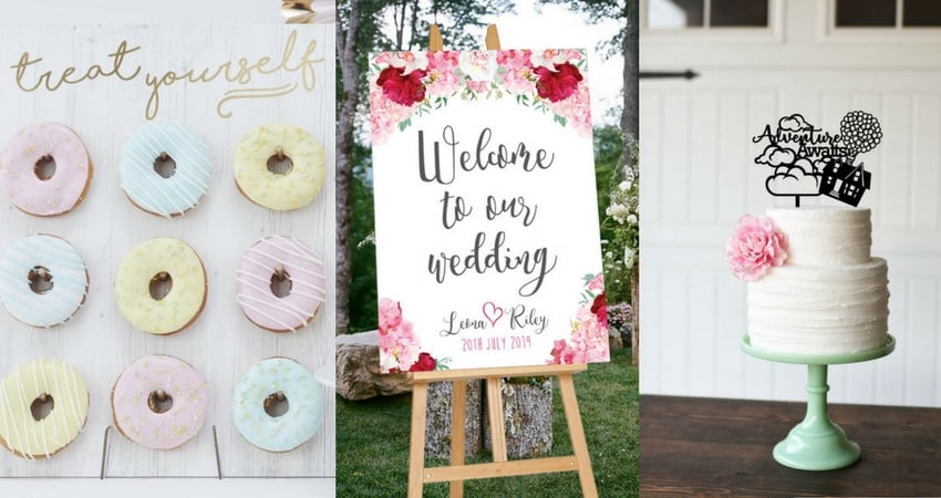 etsy wedding decor blog