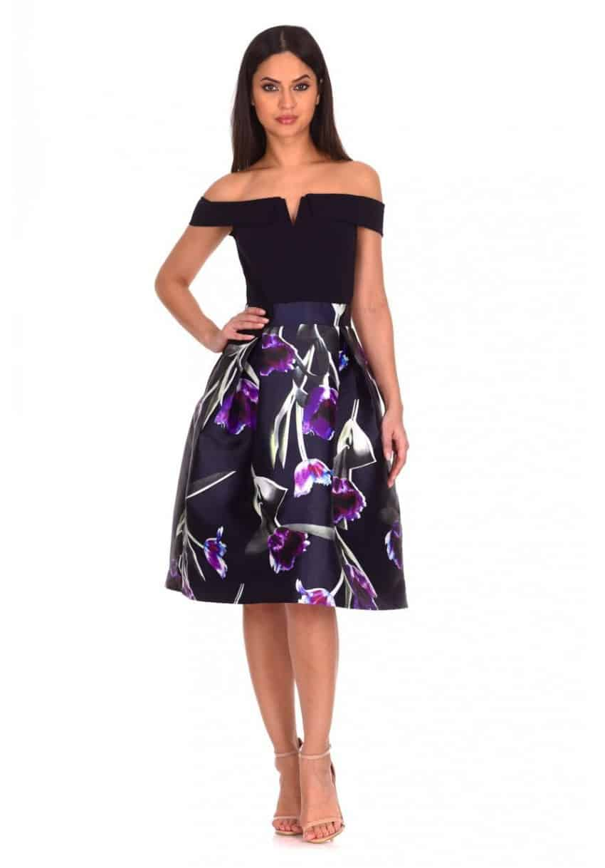 Navy-Floral-Notch-Front-2-In-1