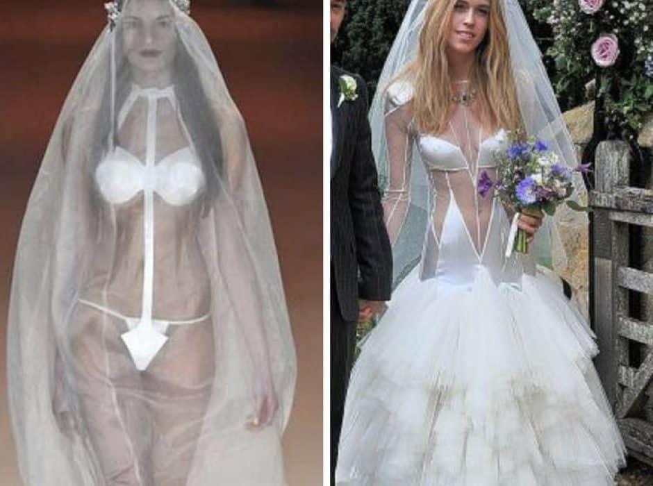 The Latest UNUSUAL Wedding Dress Trend! - Your Wedding Hub
