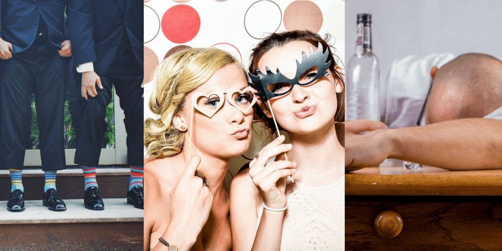 15 types of wedding guests to expect