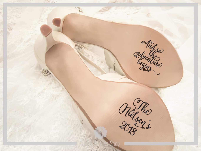 shoe decals