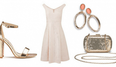 fashion world evening wedding guest outfit